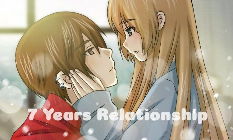 7 YEARS RELATIONSHIP