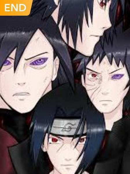 Naruto E Os Uchihas