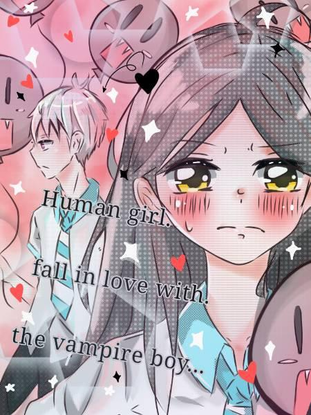 Human girl fall-inlove with the vampire boy.