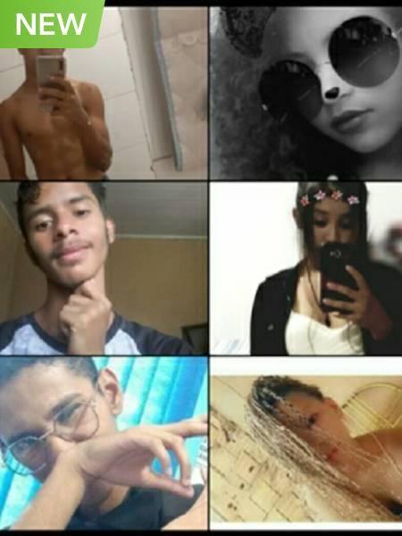 Seis Jovens Totalmente Diferentes
