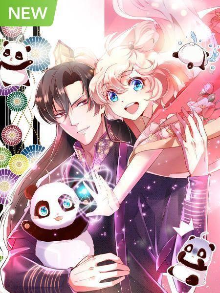 Putri Panda yang Imut