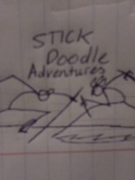Stick Doodle Adventures