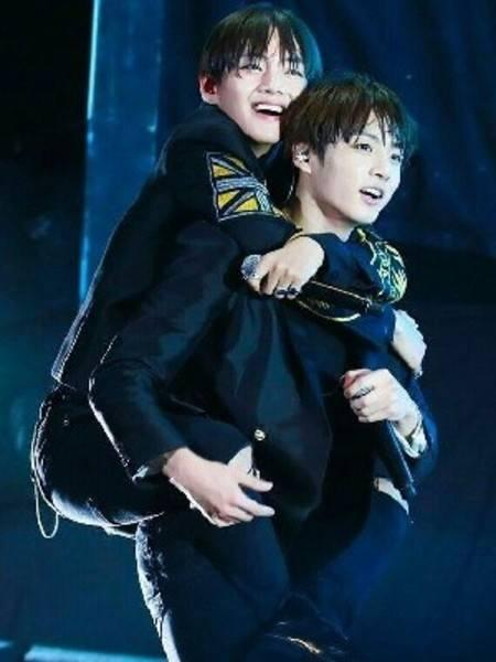 Fall for My Kidnapper S1 ( Taekook/ Vkook)