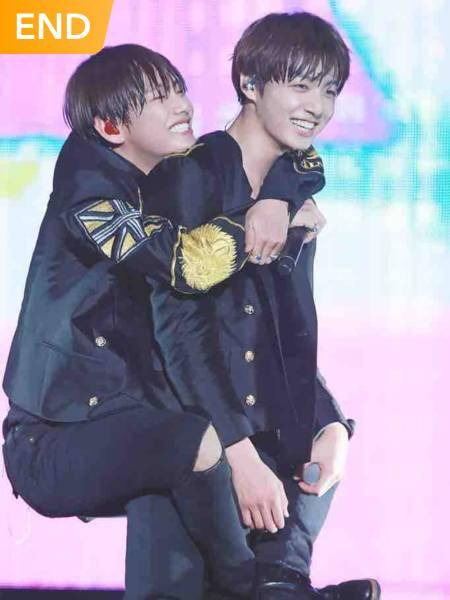 From Haters to Lovers(TaeKook)