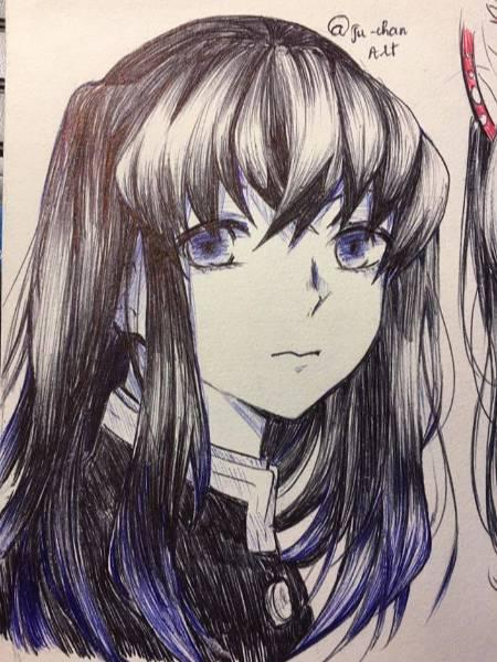 Truyện Kimetsu no yaiba ( tự vẽ)