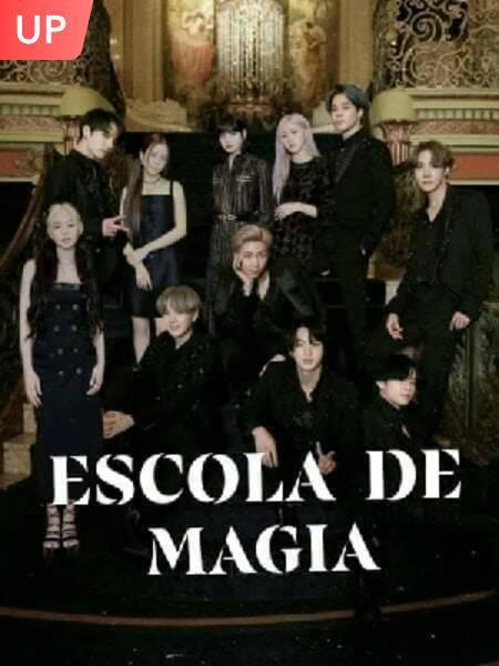 Escola de Magia (Bts e Blackpink)
