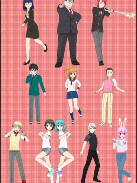 Everyone is a main character:even you