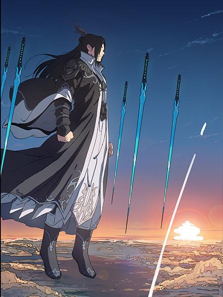 Duel Pendekar & Superhero