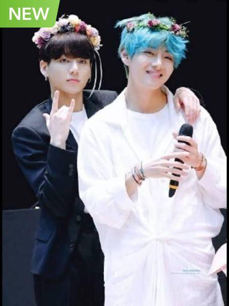 My First Love 💜(Taekook)
