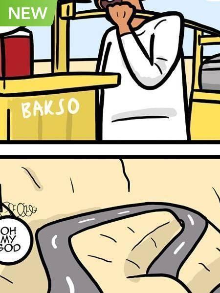 tukang bakso