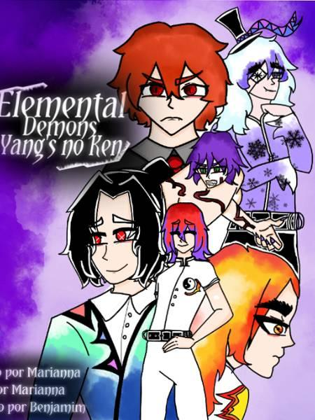 Elemental Demons: Yang's no Ken
