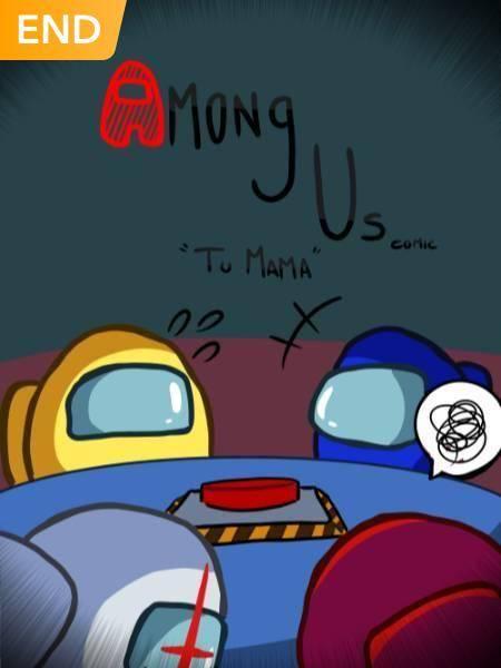 Among Us (Comic chiquito :v)