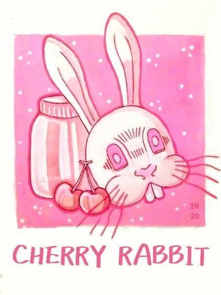 Cherry Rabbit