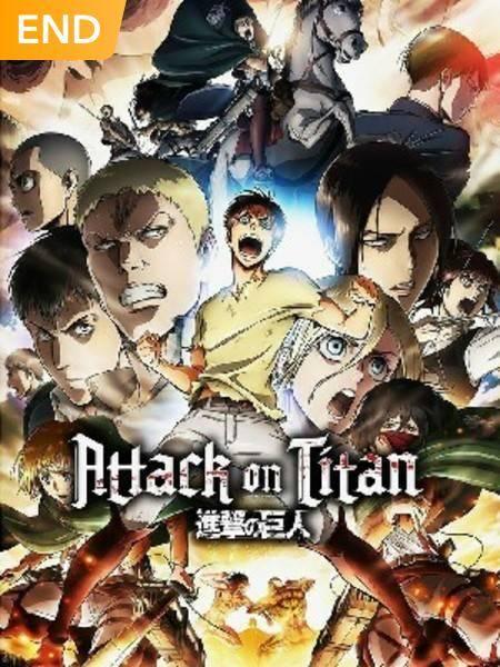 Attack On Titan X Y/N