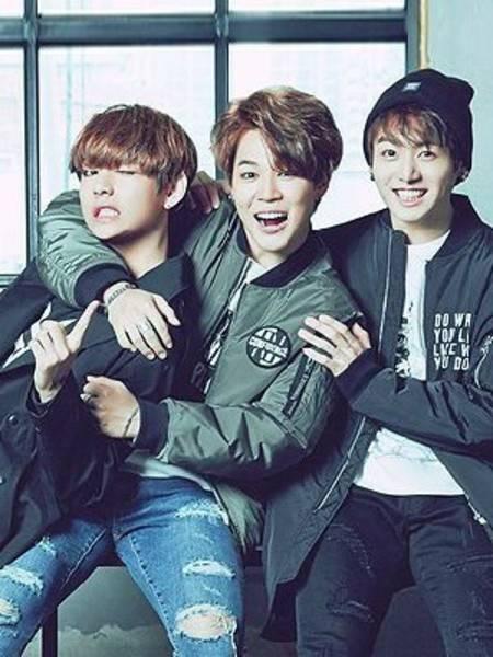 Crazy For Love(Jikook,Kookmin,Minkook,Vmin)