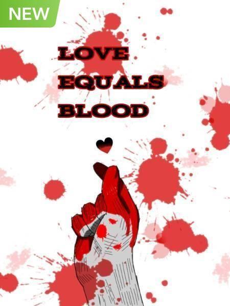 Love equals blood