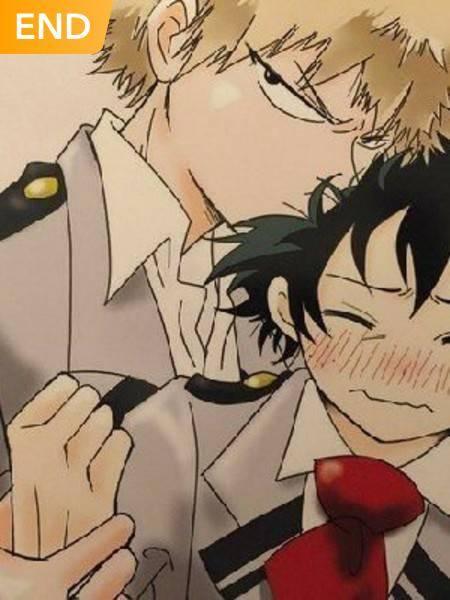 Bakudeku Amor Inesperado