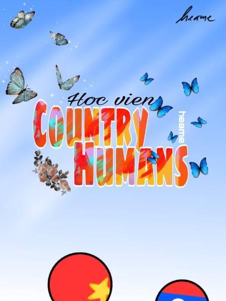 Học viện Countryhumans - heame