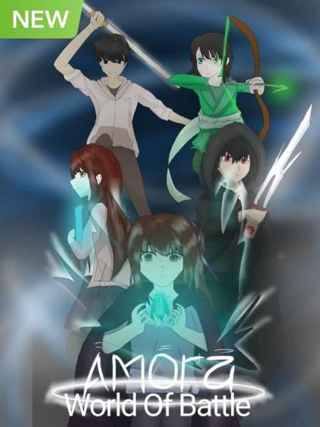 Amora world of battle