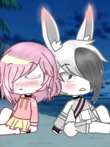 The Cute But Handsome Rabbit And The Human Girl