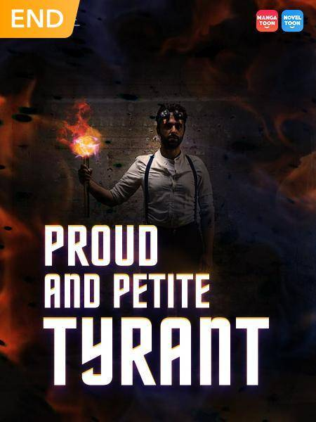 Proud and petite tyrant