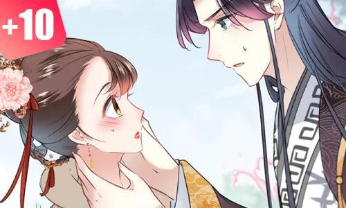 Moi et le prince, tous les deux enlacés