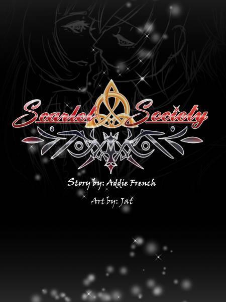 Scarlet Society - A World Of Shadows