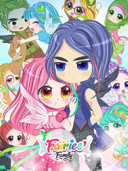 Fairies' Family