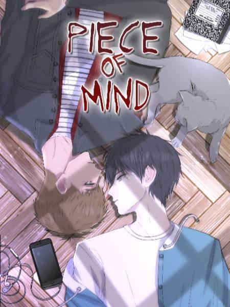 Piece Of Mind (Bl)