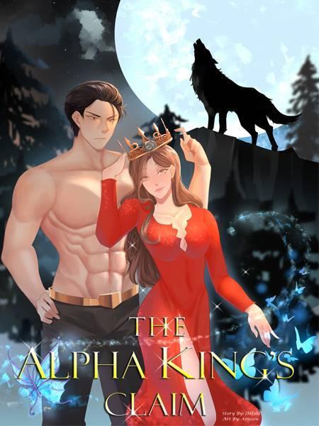 The Alpha King's Claim - Comic
